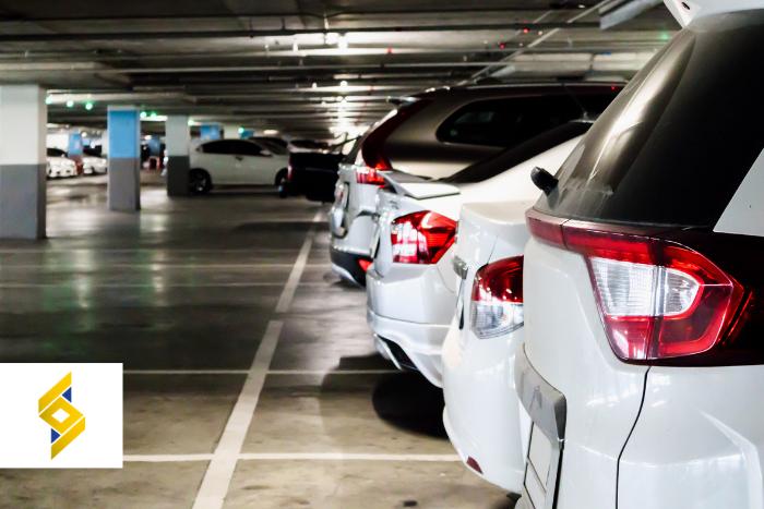 parking szkoda parkingowa